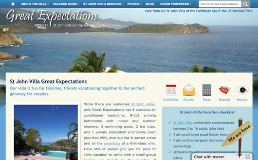 Great Expectations USVI