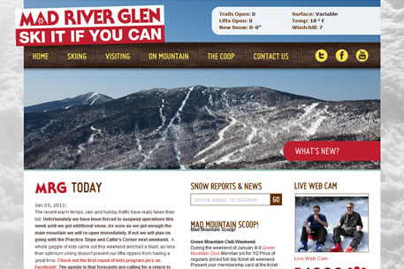 the new Mad River Glen