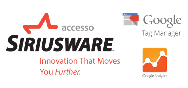 Google Tag Manager Upgrade for Sirusware