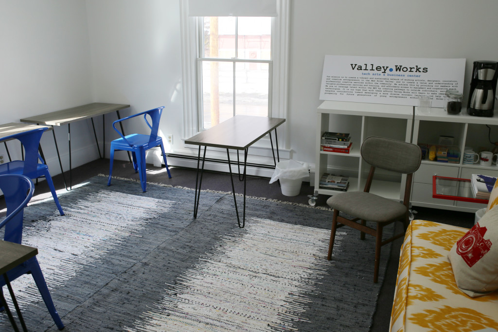 Valley Works tech coworking space