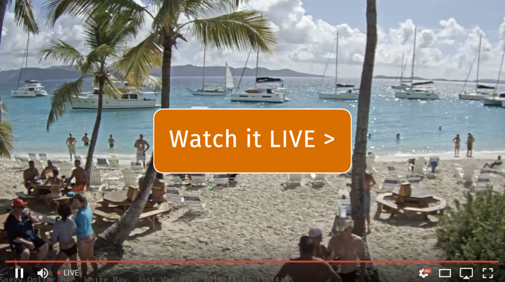 Watch White Bay Jost Van Dyke Live
