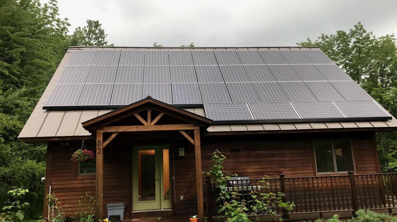 solar powering VickeryHill web development & marketing